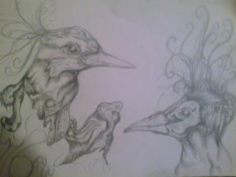 aves de mi locura