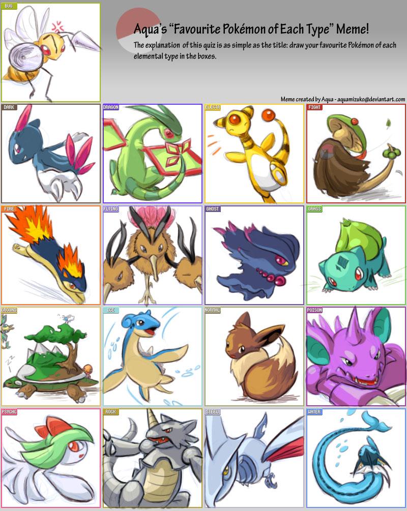 Pokemon Meme by kiohl