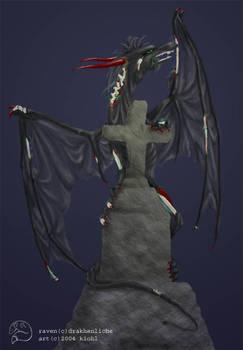 Raven, the Dracoliche