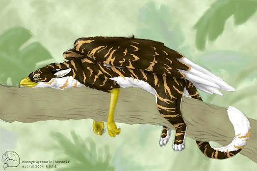 Ebony Tigress
