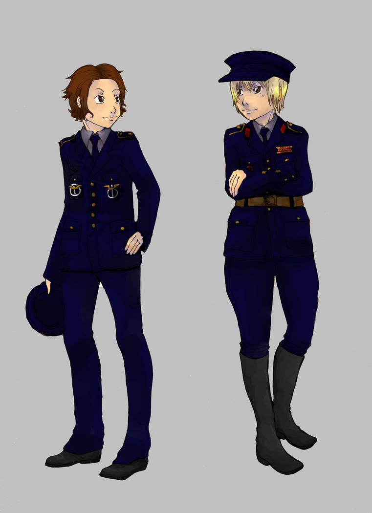 APH: Czech and Slovakia by Mirabel-chan