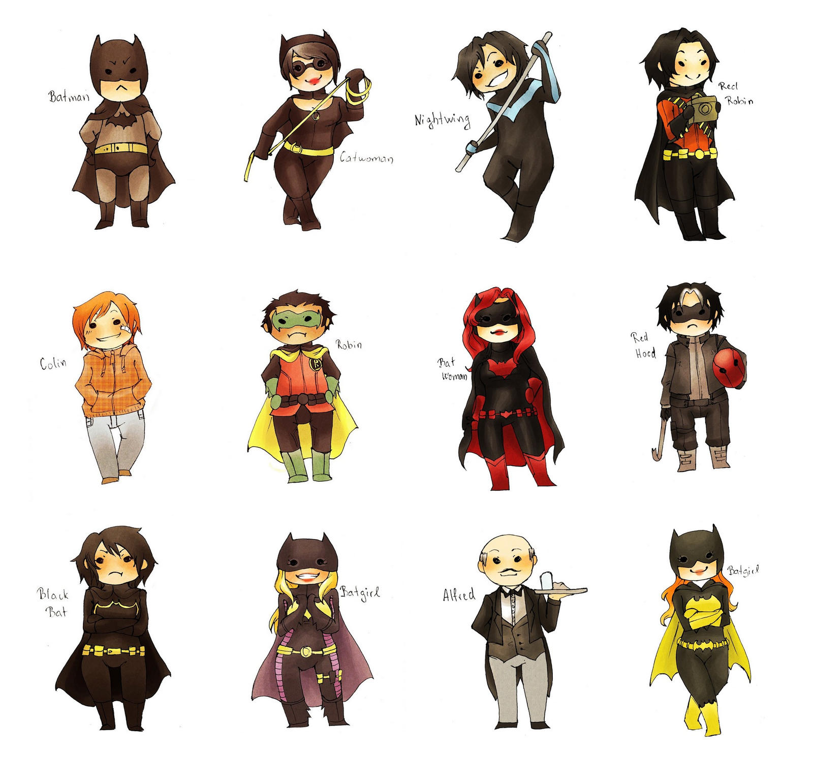 Image Result For Young Justice Robin
