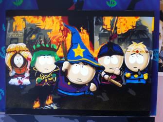South Park SOT by sisma21