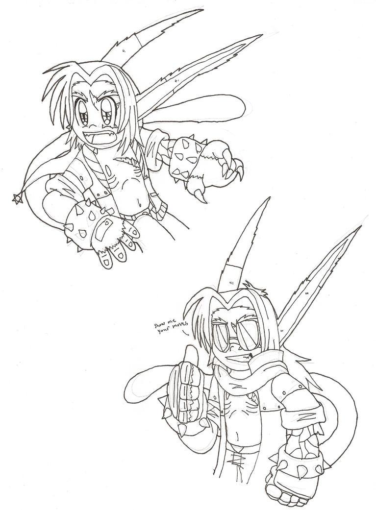 Character Design Meme : Character design meme ssbb by chibi tediz on deviantart