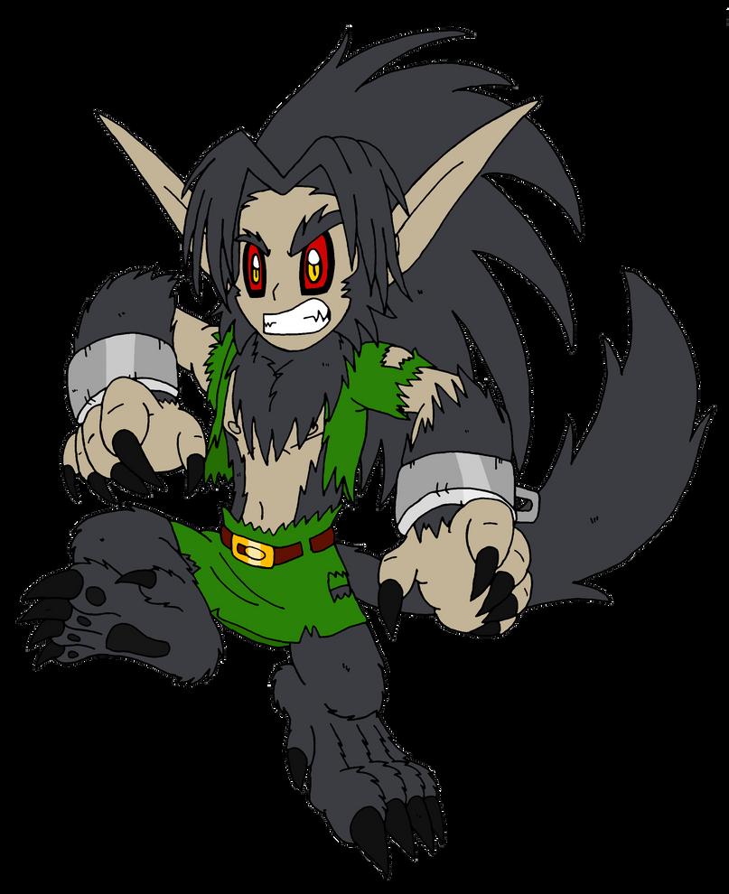 The Hyrulian Wolfboy Def By Chibi-Tediz On DeviantArt