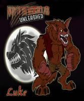 Night of the Werewolves Unleashed Luke by ChibiBrugarou