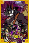 DU September Challenge Voodoo Saga Anthology