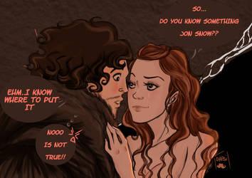 Jon please learn something!!