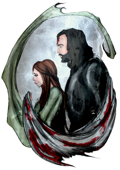 The Hound and The Red Wolf
