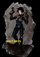 art3mis by AlexielApril