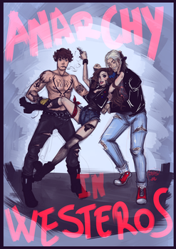 Punk Westeros
