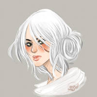 Ciri by AlexielApril