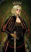 The Empress of Nilfgard