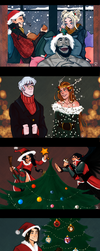Merry Critmas by AlexielApril