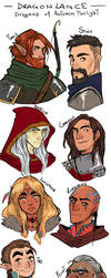 Dragonlance by AlexielApril