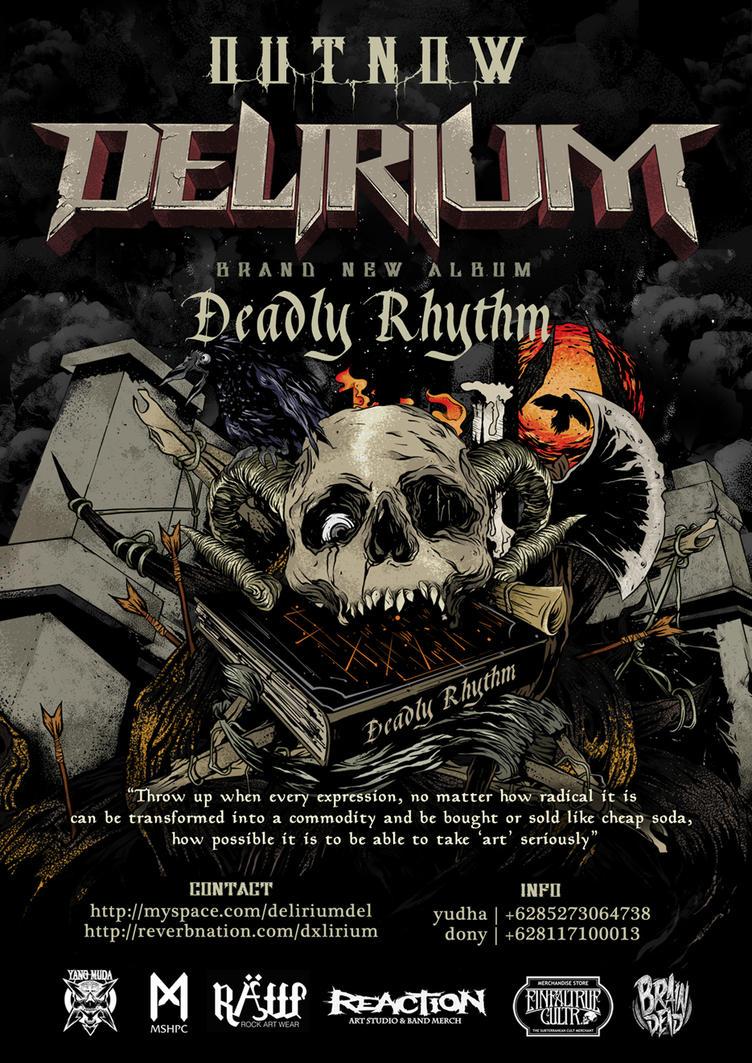 DEADLY RHYTHM by Ikkooo