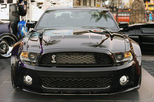 GT500 widebody by SceneSketcher