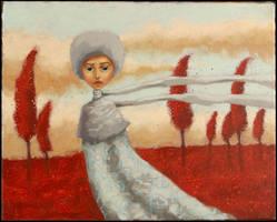 RUSSIAN GIRL by kossakowski