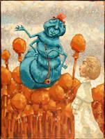 Alice in Wonderland by kossakowski