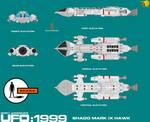 SHADO Mark IX Hawk