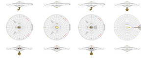TOS Saucer Corrections and Detailing