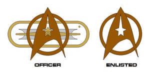 TWOK Badges