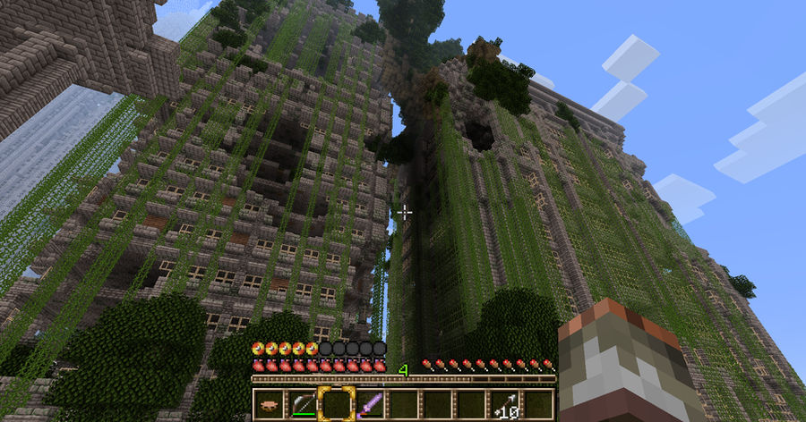 Minecraft Adventure Maps: Survival Games 2 part 4 by mike1863 on ...