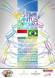 Capoeira Festival Poster