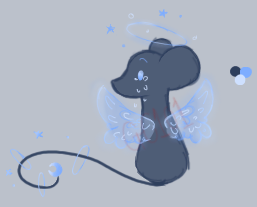 Small Mouse by GhostChild101