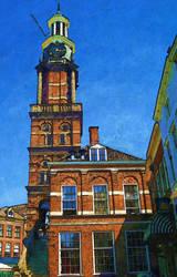 Zutphen Clock 2006