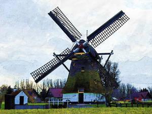 Windmill of Holland 2006