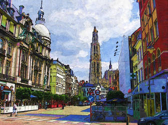 looking back at Brussels