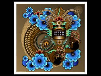 Blissamba Dragon by ashoka