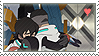 Sheith Stamp - THE HUG by Nimbose