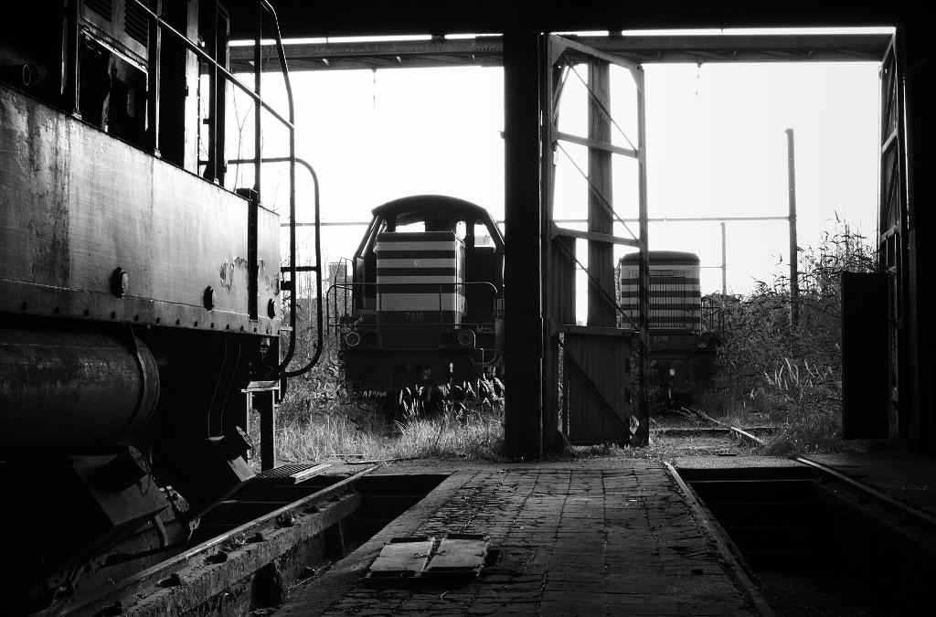 Depot SNCB 04 by yanshee