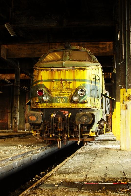 Depot SNCB 08 by yanshee