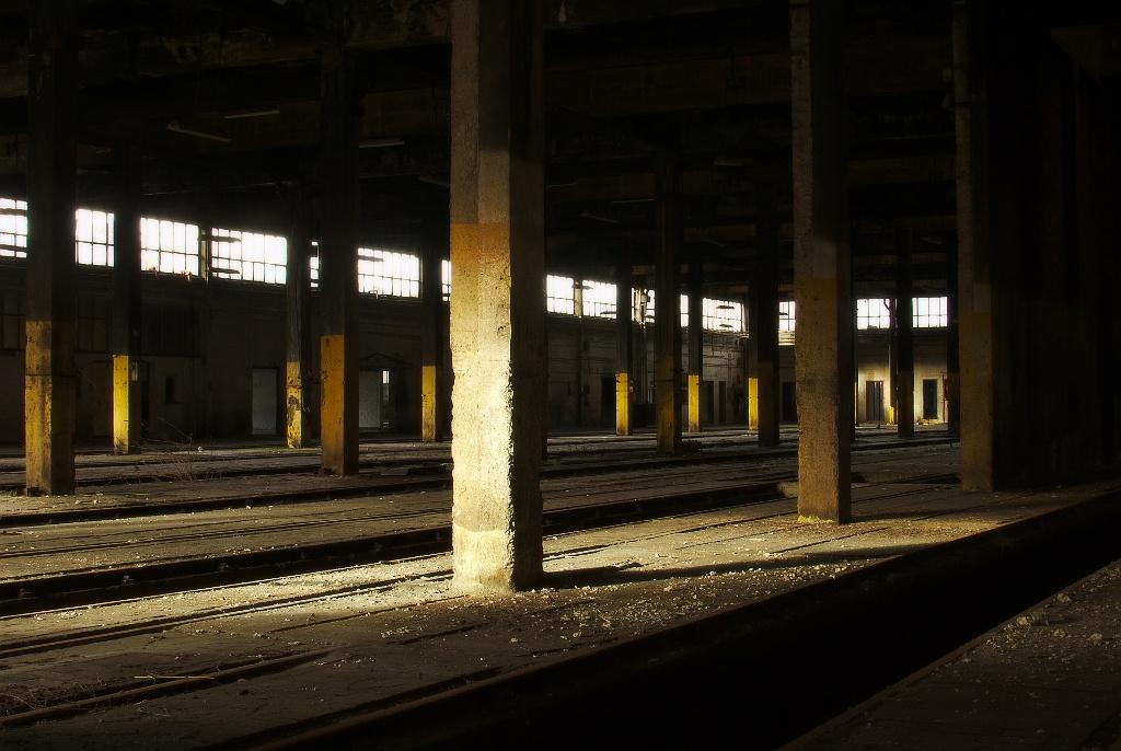 Depot SNCB 09 by yanshee