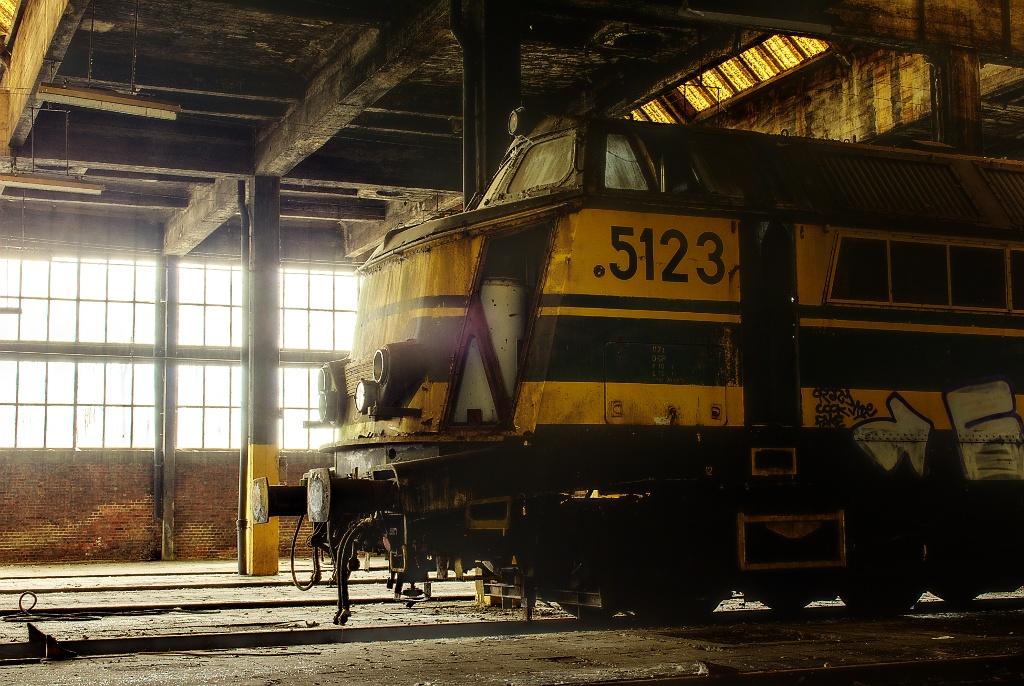 Depot SNCB 11 by yanshee