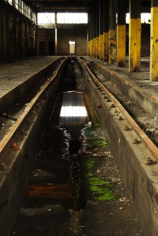 Depot SNCB 14 by yanshee