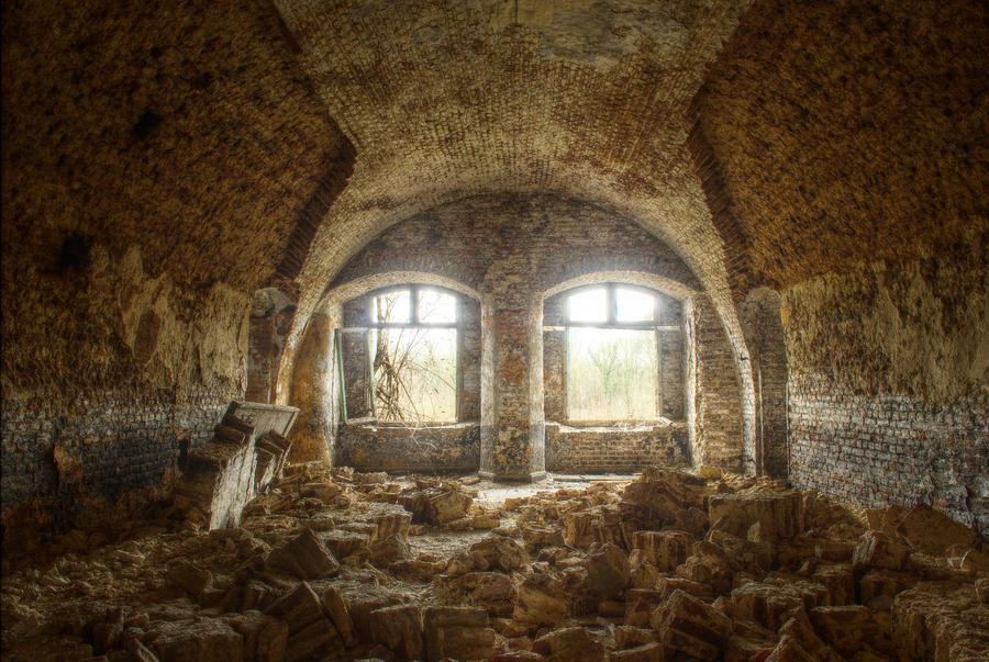 Fort de la Chartreuse 09 by yanshee