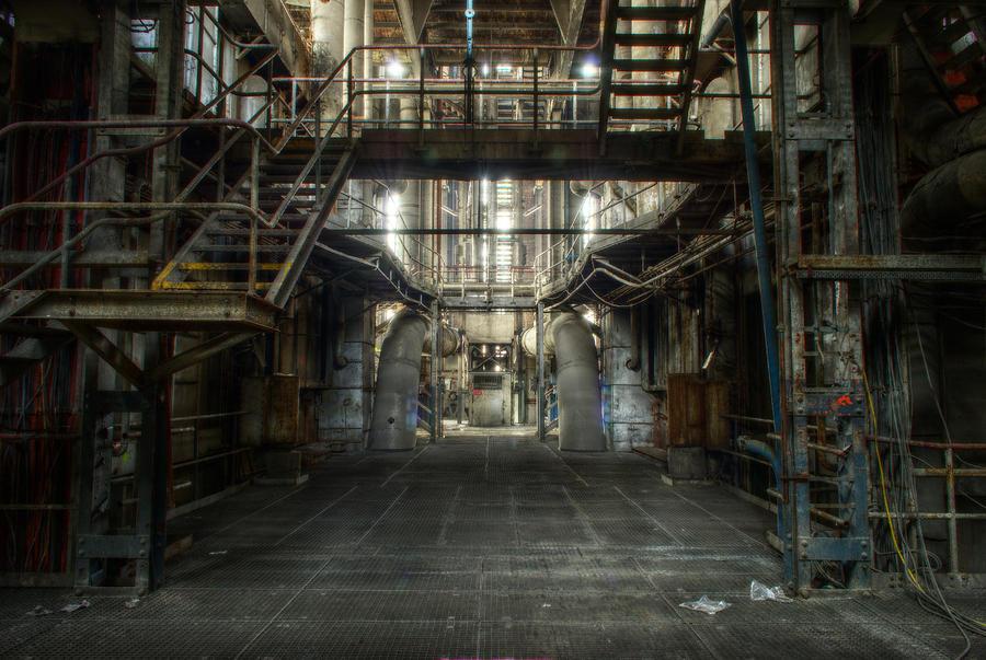 Centrale IM 22 by yanshee