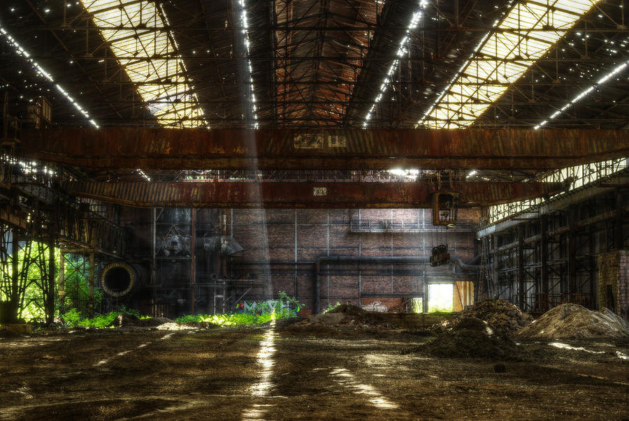 Usine Shelt 29 by yanshee
