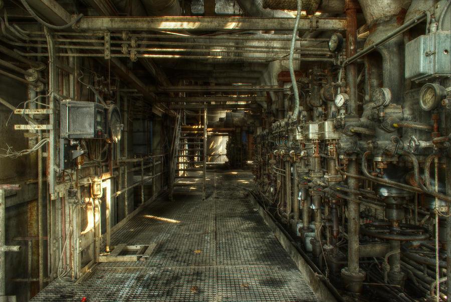Centrale IM 48 by yanshee