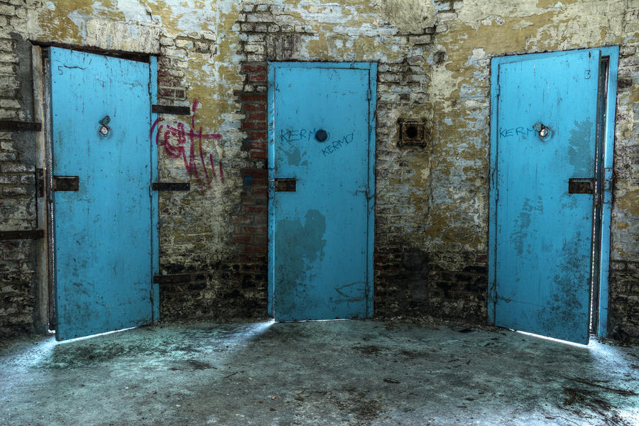 Prison 15H 36 by yanshee