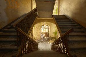 Chateau de Mesen 01 by yanshee