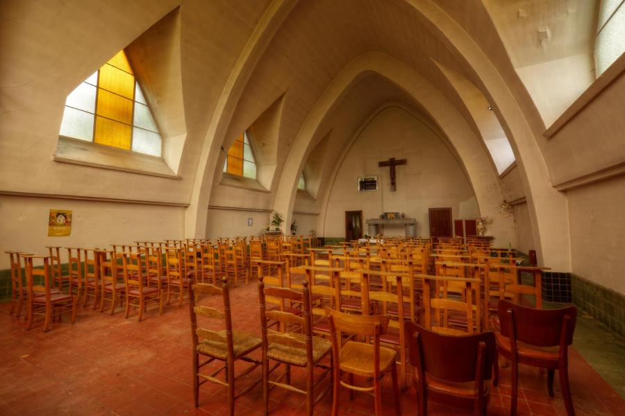 Chapelle du Soleil 03 by yanshee