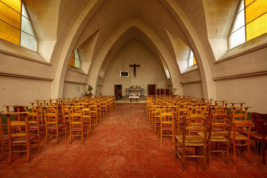 Chapelle du Soleil 02 by yanshee
