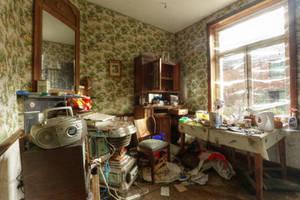 Maison des Echos 12 by yanshee