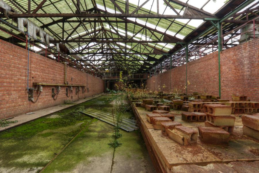 Brick Factory 12 by yanshee