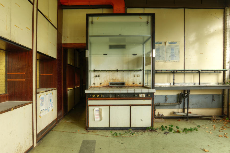 Science Labs 07 by yanshee